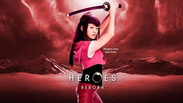 祐真キキ「HEROES REBORN」に大抜擢、女優のきっかけはアンジェリーナジョリー
